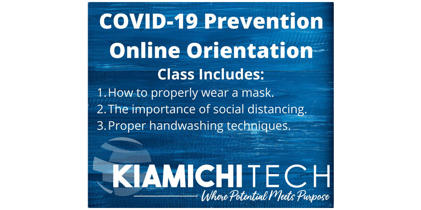 COVID-19 Prevention - Online Orientation